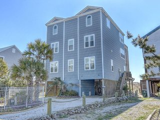 Island Drive 4384 Oceanfront! | Hot Tub, Jacuzzi, Elevator, Internet Discounts - North Topsail Beach vacation rentals