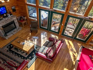 Romantic Getaway,Location,FREE WIFI,Yr Rd Heated Pool,Pool Table,Private Hot Tub - Pigeon Forge vacation rentals