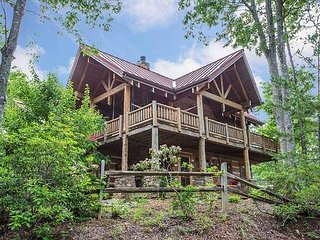 Private Mountain Cabin w/ Canoe and Lake - Old Fort vacation rentals