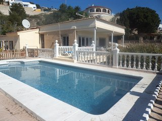 3 bedroom Nr Moraira & Calp/Calpe  Own Pool UK TV - Benissa vacation rentals