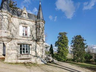 Authentique château dans les vignobles du Bordelai - Fronsac vacation rentals