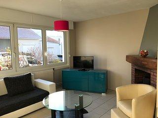MAISON à BERCK PLAGE + JARDIN – 2 à 10 personnes. - Berck-sur-Mer vacation rentals