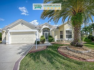 *SALE* Golf Course Fronting. Golf Cart. Pool. Expanded Home. Cul-De-Sac. - The Villages vacation rentals