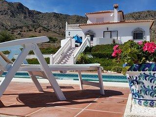 """Villa """"Erase una vez."""": villa cosy avec piscine privée au cœur d'un site protégé - Albox vacation rentals"""