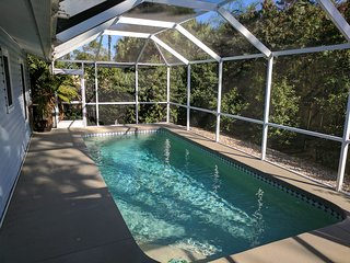 Florida vacation getaway-private heated pool - Murdock vacation rentals