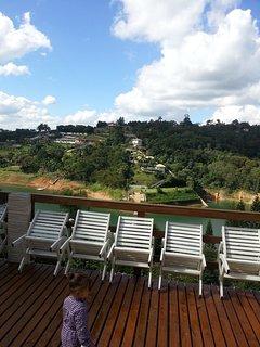 Chacara a beira da Represa com ofuro - Jacarei vacation rentals