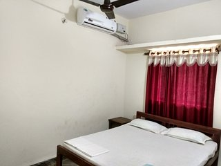 Cozy Deluxe 1BHK Apartment located near Morjim- Ashvem Beach, Goa - Morjim vacation rentals
