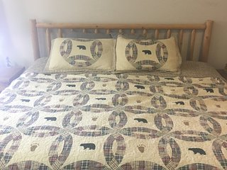 1 bedroom Condo with Internet Access in Cloudcroft - Cloudcroft vacation rentals
