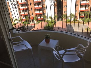 Confortable and safety apartment Wifi/AC - Santiago vacation rentals