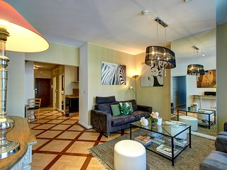 Luxury Grand Duke Palace two bedroom apartment - Vilnius vacation rentals