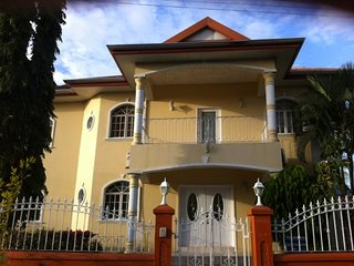 Spacious 4 bedroom house with private pool in Westmoorings, Trinidad - Woodbrook vacation rentals