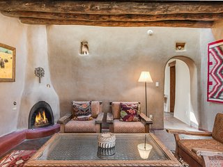 Hacienda Rose - East Side Adobe, Historic Home with Beautiful Grounds - Santa Fe vacation rentals