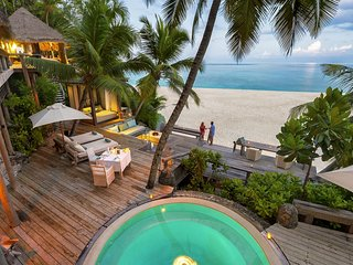 Seychelles North Island Luxury Presidential Villa with Ocean Views - North Island vacation rentals