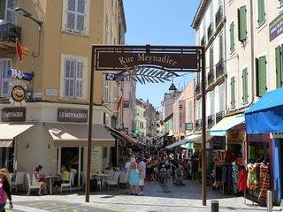 Charmant 2 pièces à 2mn du palais, coeur de cannes - Cannes vacation rentals
