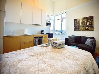 Beautiful Micro-Loft with View, Rooftop Terrace, BBQ, Common area and Gym - Victoria vacation rentals