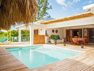 La Sirena: Secluded Villa w/ Pool & Beach access - Treasure Beach vacation rentals