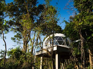 Nice 1 bedroom Monteverde Cloud Forest Reserve Tented camp with Deck - Monteverde Cloud Forest Reserve vacation rentals