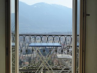 Ferien-Geheimtipp, Wohnung Bella Ciao 1-4 Erwachsene - Muralto vacation rentals