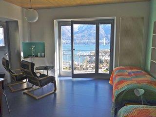 Ferien-Geheimtipp, Wohnung Caretta für 1-2 Erwachsene und 1-2 Kinder - Muralto vacation rentals