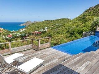 Lizaveta Villa 2 bedrooms St Barth - Gustavia vacation rentals