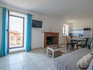"Appartement ""terra""  à  Calenzana, lumineux et très fonctionnel ambiance - Calenzana vacation rentals"
