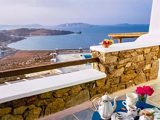 Vila Chantall - Seablue Villas Mykonos - Tourlos vacation rentals