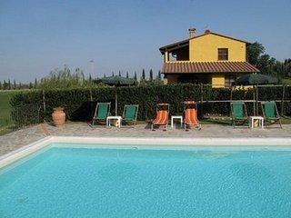 Apartment Ginestra, between Volterra and San Gimignano - Villamagna vacation rentals