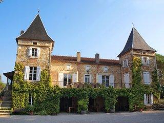 Sprookjesachtig Kasteel in de Dordogne - Prayssac vacation rentals
