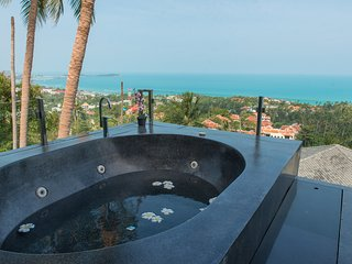 Very Nice studio Balou with jacuzzy and sea view - Koh Samui vacation rentals