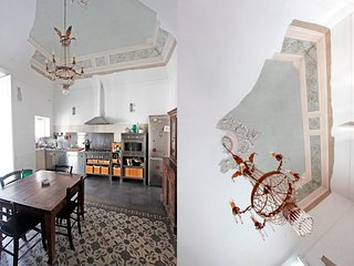 F12|HLUK Cosy design flat with winter garden - Catania vacation rentals