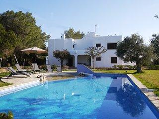Großes Haus am Strand - Es Canar vacation rentals
