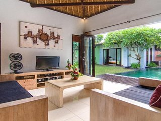 Abimanyu - 7 Bedrooms / 3 Villas / 3 Pools / Staff - Seminyak vacation rentals