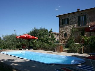 5 bedroom Apartment in Santa Maria, Val D orcia, Tuscany, Italy : ref 2386175 - Lucignano vacation rentals