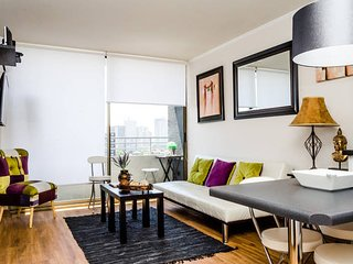 A5 Nice apartment, cozy!! 2B1B up to 5 - Santiago vacation rentals