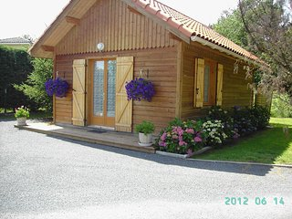 Nice Chalet with Television and DVD Player - Biscarrosse vacation rentals