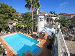 La Tour - pretty holiday property with private pool in Moraira - La Llobella vacation rentals