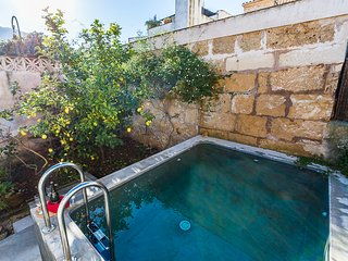 Townhouse with private pool near the Calvario - Pollenca vacation rentals