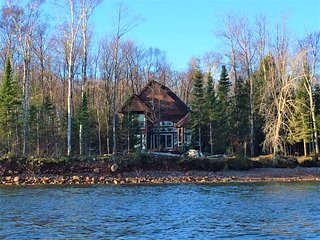 Lake Superior Vacation Home near Pictured Rocks view of AuTrain and Grand Island - Munising vacation rentals