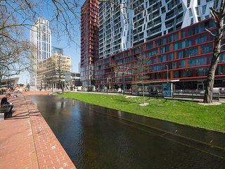 Superbly located luxury apartment in Rotterdam... - Rotterdam vacation rentals