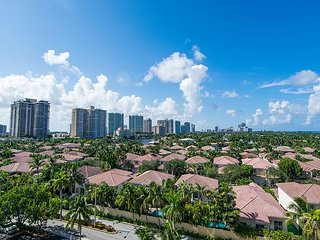 O. Reserve 2 | 2 Bed + Den 2 Bath, Steps away from the Ocean! - Sunny Isles Beach vacation rentals