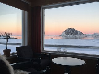 House by the sea in Lofoten, Norway - Vestvagoy vacation rentals