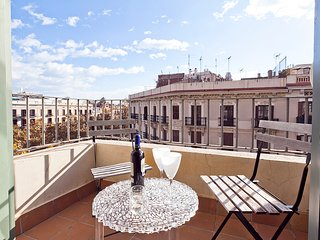 Classic Spanish apartment in the golden neighborhood - B347 - Barcelona vacation rentals