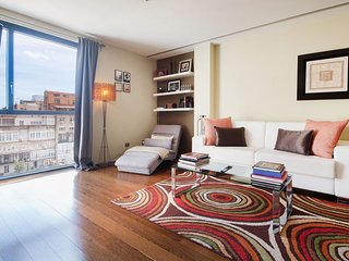 Chic 80m2 apartment on Passeig de Gracia in the very center of Barcelona - B118 - Barcelona vacation rentals