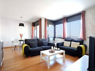 Family  apartment in the beach with terrace and pool - B213 - Barcelona vacation rentals
