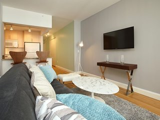 **GORGEOUS** FURNISHED 1-BR APT EQUIPPED WITH EVERYTHING YOU NEED!!! - New York City vacation rentals