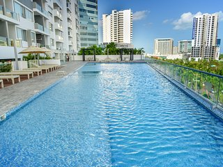M-1701 Malecon Americas - Cancun vacation rentals