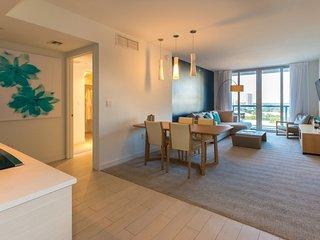 BEACHWALK RESORT 2 BEDROOM / 2 BATHROOM #12 - Hallandale vacation rentals