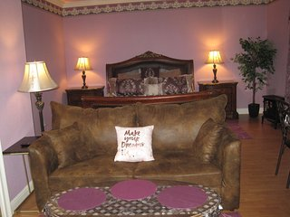 Charming Private Very Romantic Studio - Citrus Heights vacation rentals