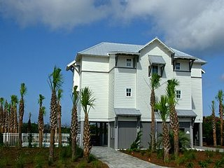 Like Gulf Front, New 2015 Luxery Beach Home, Heated Pool, & Elevator - Cape San Blas vacation rentals
