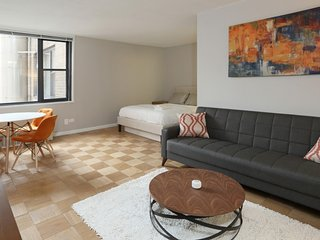 LUX~ Huge Studio~ Available now - WONDERFUL APARTMENT - New York City vacation rentals